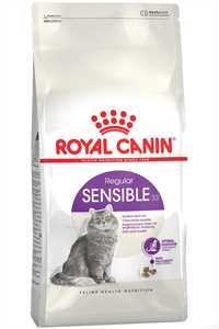 Royal Canin Sensible 33 Hassas Sindirim Sistemi olan Kediler için Yetişkin Kedi Maması 2kg