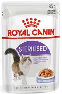 Royal Canin Jöleli Kısırlaştırılmış Kedi Konservesi 85gr