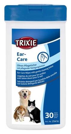 Trixie Islak Kulak Temizleme Mendili 30 Adet