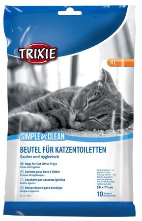 Trixie Kedi Kumu Poşeti (10lu) 56x71cm (XL)