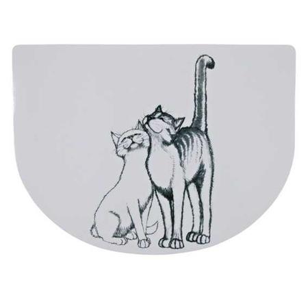 Trixie Kedi Mama Servisi , 40×30 cm , Yarım Daire