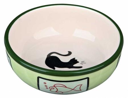 Trixie Kedi Seramik Mama-Su Kabı 0,35Lt/12,5cm