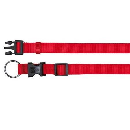 Trixie Köpek Boyun Tasma 30-45cm 15mm (S/M) Kırmızı