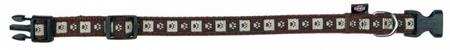 Trixie Köpek Boyun Tasması 22-35cm 15mm (XS/S) Kahverengi