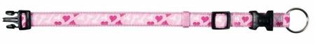 Trixie Köpek Boyun Tasması 22-35cm 15mm (XS/S) Rose