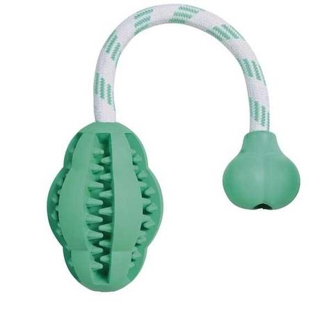 Trixie Köpek İpli Top Oyuncağı , Dental 28cm