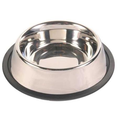 Trixie Köpek Paslanmaz Çelik Mama Kabı 0,7lt 21cm