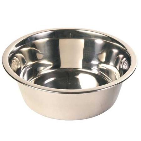 Trixie Köpek Paslanmaz Çelik Su Kabı 4,5lt Ø28cm