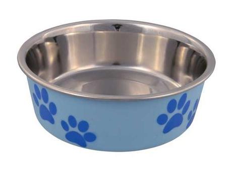 Trixie Köpek Paslanmaz Mama Ve Su Kabı 1,4LXØ21cm