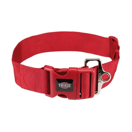 Trixie Köpek Premium Boyun Tasması 55-80cm 50mm (L/XXL) Kırmızı