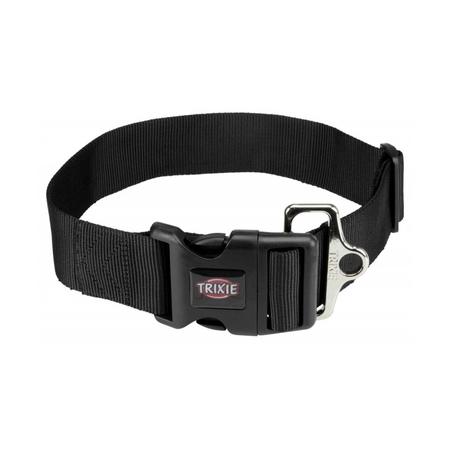 Trixie Köpek Premium Boyun Tasması (L/XXL) Siyah