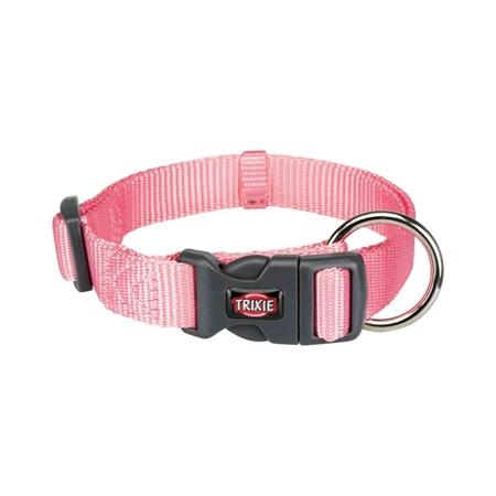 Trixie Köpek Premium Boyun Tasması 35-55cm 20mm (M/L) Flamingo