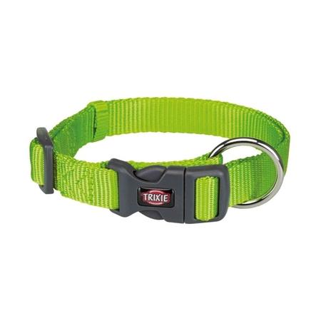 Trixie Köpek Premium Boyun Tasması 35-55cm 20mm (M/L) Yeşil