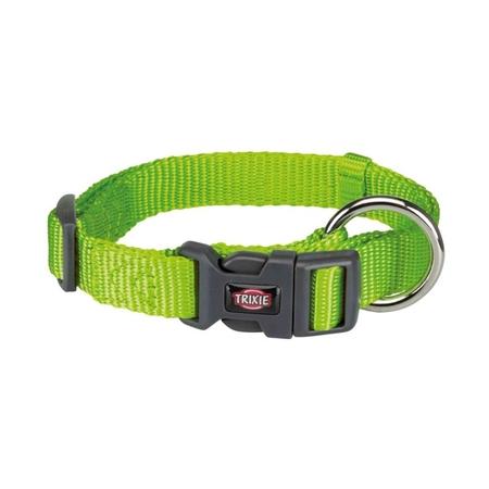 Trixie Köpek Premium Boyun Tasması (S/M) Yeşil