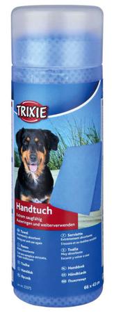 Trixie Köpek Ve Kedi Havlusu 66X43cm Gri