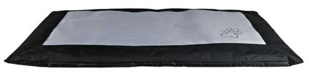 Trixie Köpek Yatağı 100x70cm Siyah/Gri
