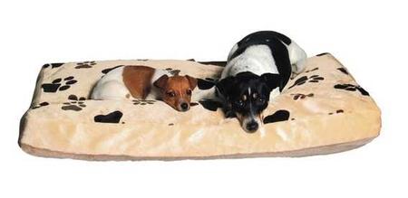 Trixie Köpek Yatağı, 80x55cm Bej/Açık Kahve