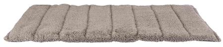 Trixie Köpek Yatağı Katlanabilir İnce 100x65cm Koyu Gri/Açık Gri
