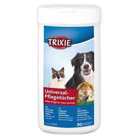 Trixie Petler İçin Özel Islak Mendil