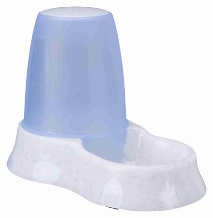 Trixie Plastik Depolu Su ve Mama Kabı 0,6lt